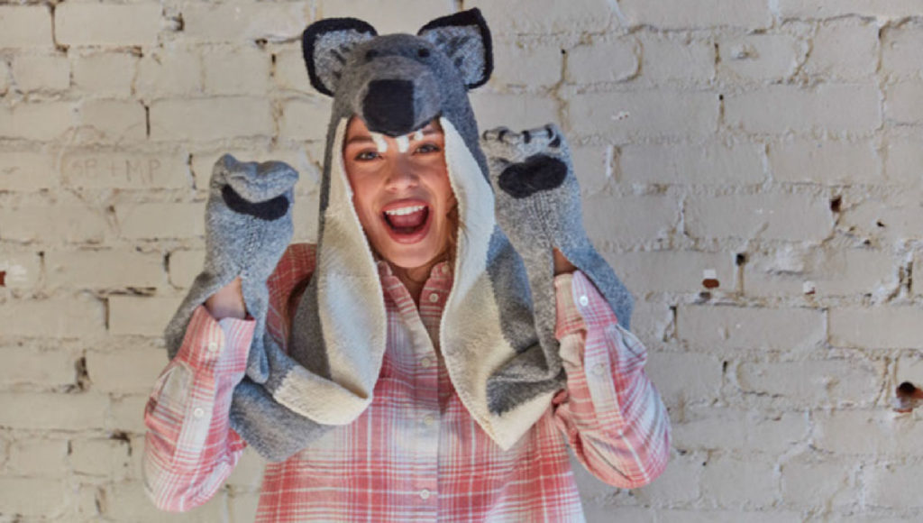 You Need a Wolf Scarf and Other Reasons to Check Out <em>Little Looms</em>