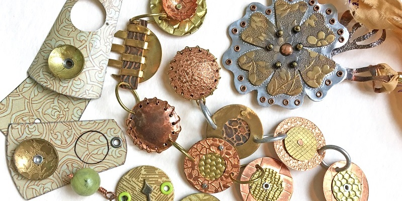 How a Bead Fest Metalsmithing Class Changed My Life