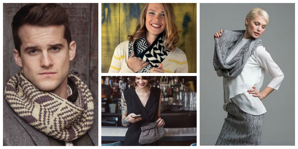 Chic Herringbone Knitting Patterns to Tempt You