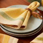 Swedish Lace Linen Towels