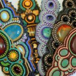Beaded Necklaces, Bracelets, and Earrings for Weddings and Other Formal Events