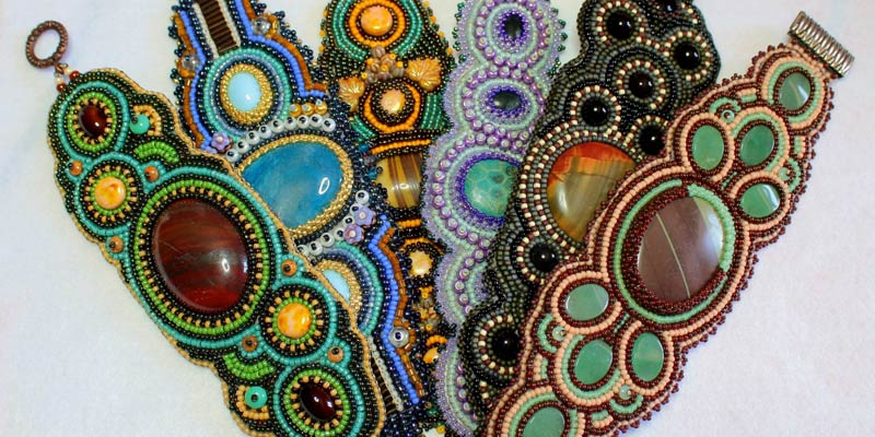 Learn About Color with Bead Weaving Artist Debora Hodoyer