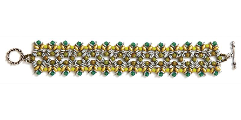 Ondina Bracelet: Main Colorway