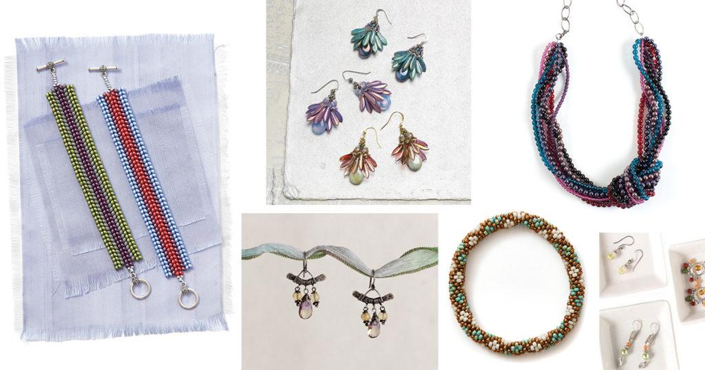 beaded holiday gift ideas jewelry