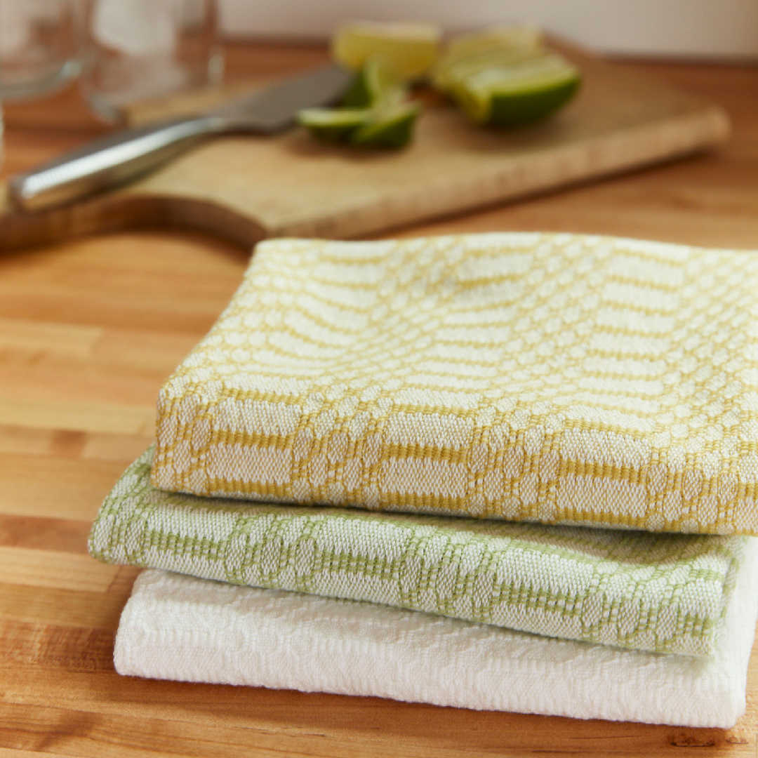 Sweet Simplicity Towels