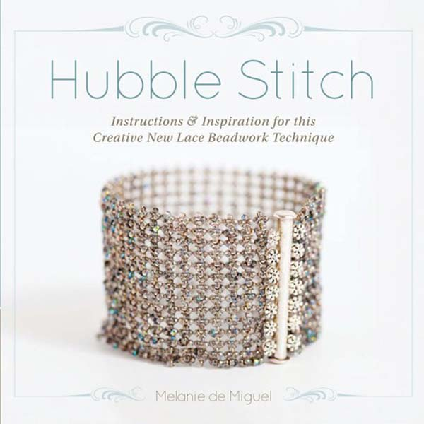 These Hubble Stitch Snowflake Earrings Are Perfect for the