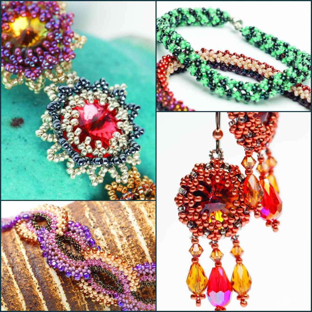 5 beading and jewelry books