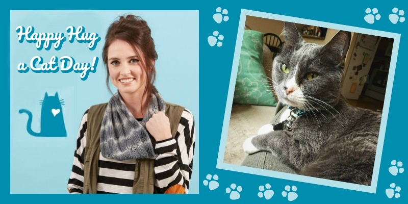 The Purrrr-fect Knitted Cowl Pattern for Cat Lovers