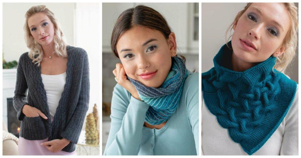 Your Pattern Picks: Interweave Crochet Winter 2020