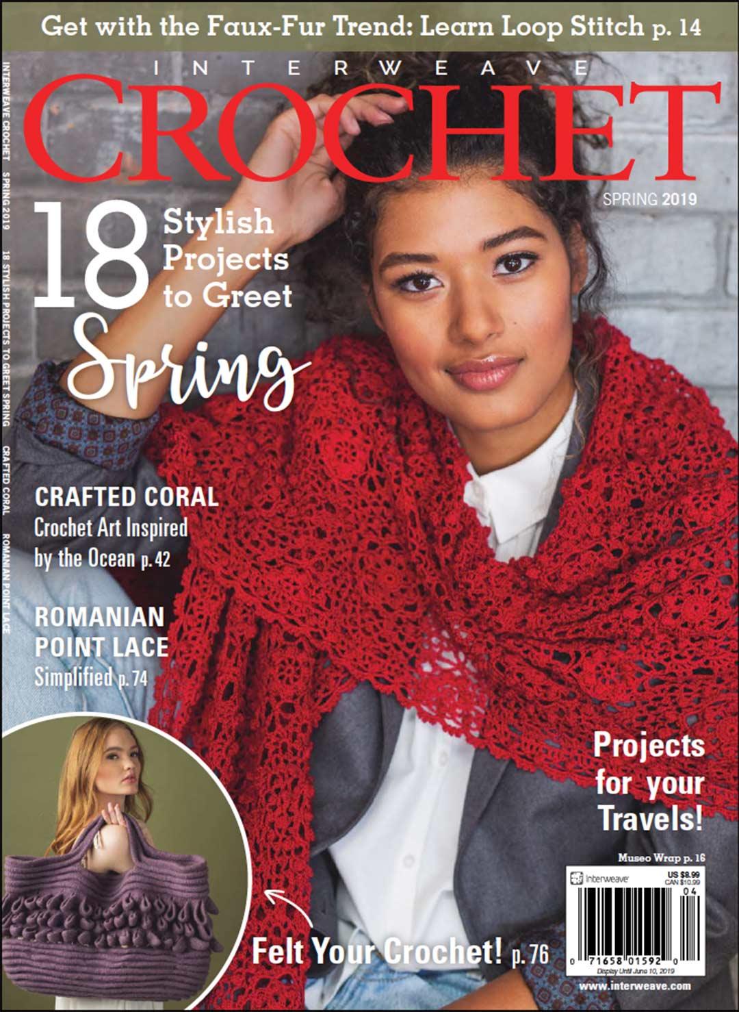 subscribe Interweave Crochet