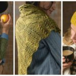 5 Fingerless Mitts to Knit this Fall