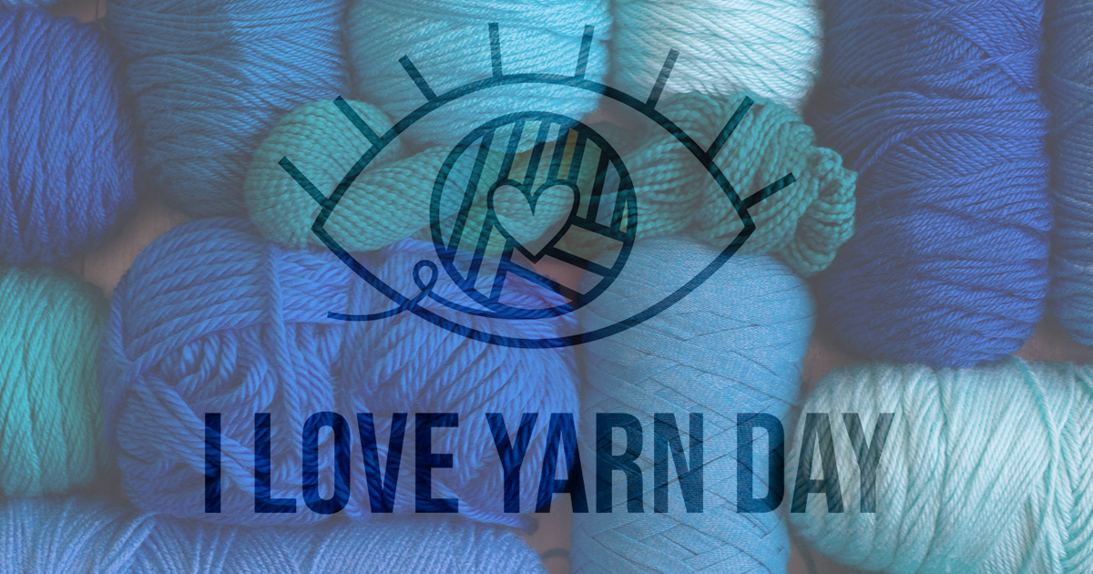 Jump into the I Love Yarn Day Giveaway!