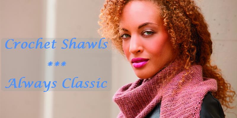 Exploring Shawls the Crochet Way
