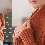 Crochet Pattern of the Week: Rhythmite Pullover