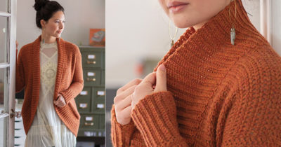 top three Ravelry faves from Interweave Crochet Fall 2019