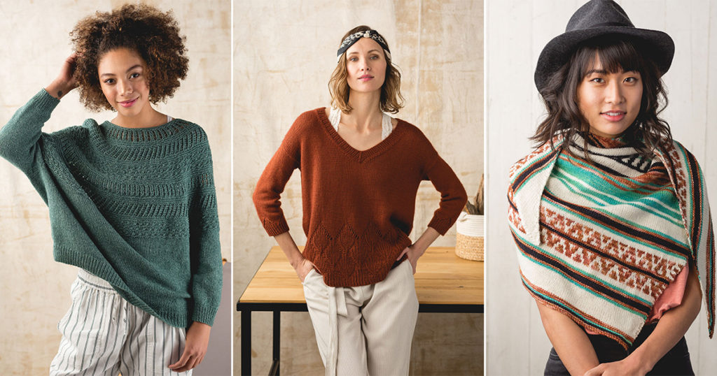 Your Top 3 Ravelry Faves from <em>Interweave Knits</em> Summer 2019
