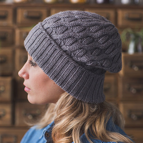 spring knitting pattern