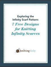 Free infinity scarf patterns you have to try.