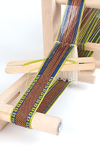 Band on an Inkle Loom