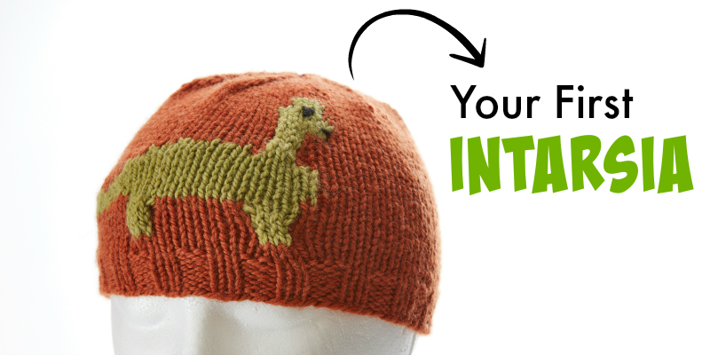 Get Started with Intarsia Knitting