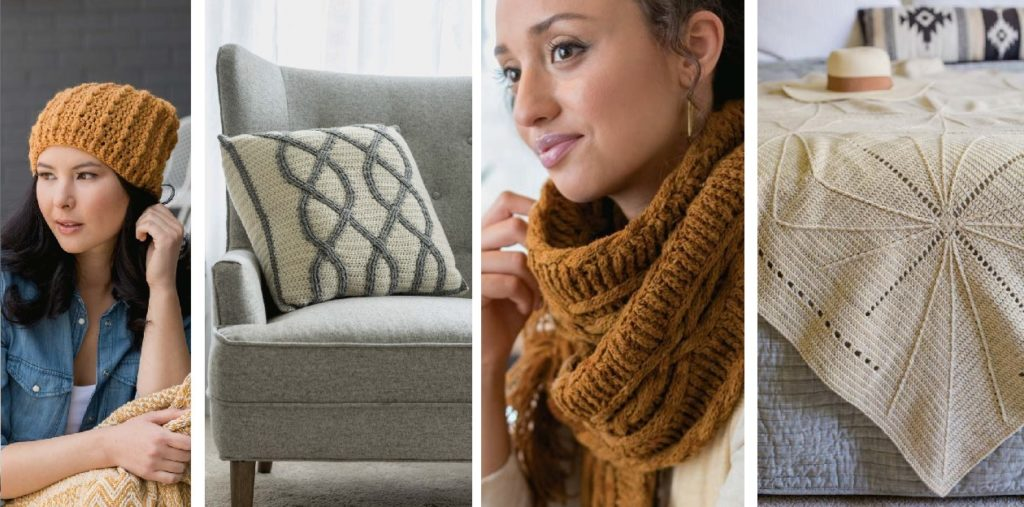 Interweave Crochet Fall 2019