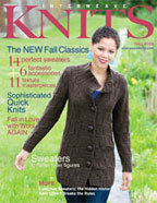 Interweave Knits Fall 2008