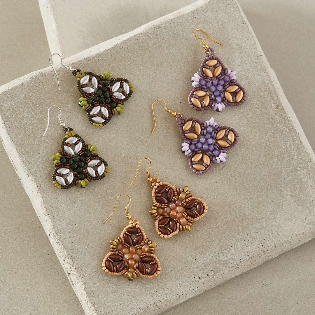 Irisbell Earrings