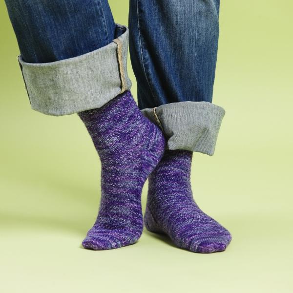 customizing socks
