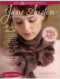 JaneAustinKnits2011Cover