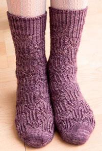 Jarvis Socks from Custom Knits