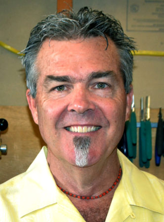 In the Jewelry Studio with Jewelry Artist and Lapidary Jeff Fulkerson