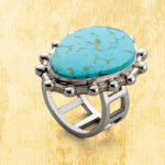 Silver Rungs of Success: Ladder Shank Ring Design by Jeff Fulkerson