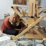 Behind the Scenes with Jennifer Moore: Making a Movie About Doubleweave!
