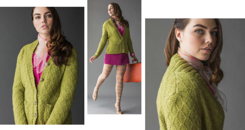 Featured Project: Jetway Cardigan