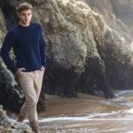 <em>Knitting Ganseys Revised and Updated</em>: Musician Gansey Pullover