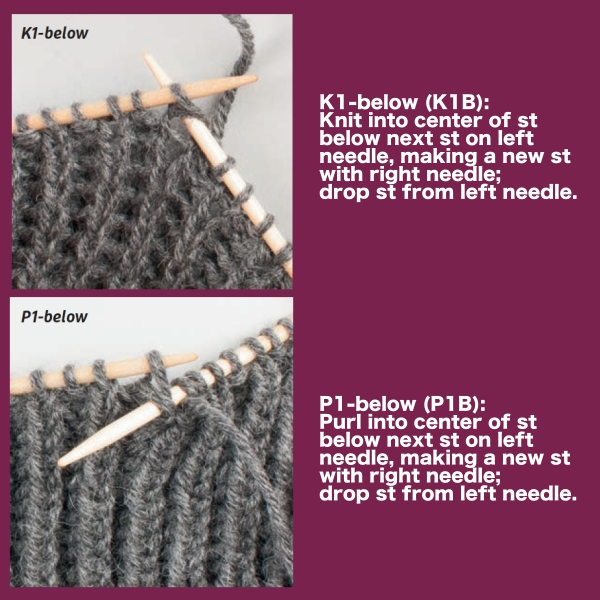 94a41874862b Fisherman s Rib vs. Brioche Stitch