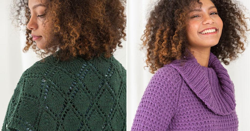 Expand your wardrobe with <em>knitscene</em> Winter 2019