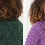 Seaming is no Cause for Screaming in Lily Chin's Join As You Go Knitting Workshop