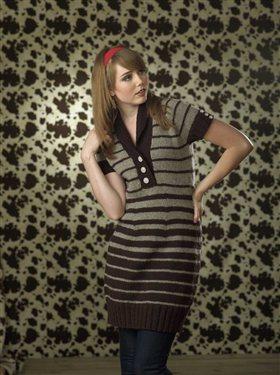 nora-dress Knitting Pattern