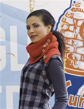 alameda cowl Knitting Pattern