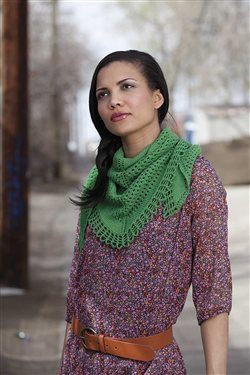 colfax shawl Knitting Pattern