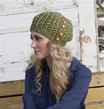 whittier hat Pattern