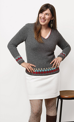 Knit to fit with Amy Herzog. Measure yourself correctly for great fit!