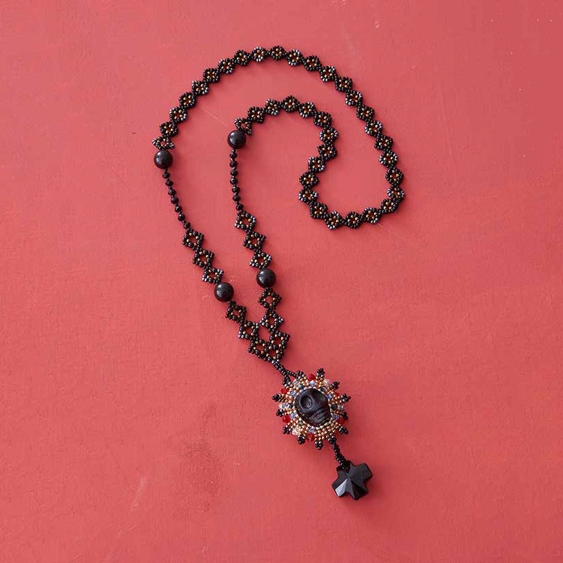 Sandra Kane's Voodoo Queen Necklace