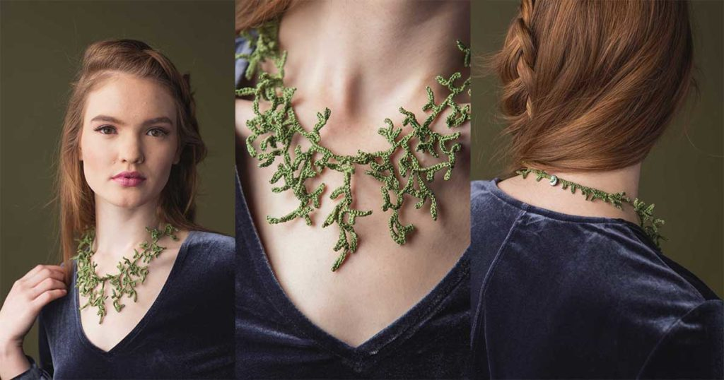 kelp necklace