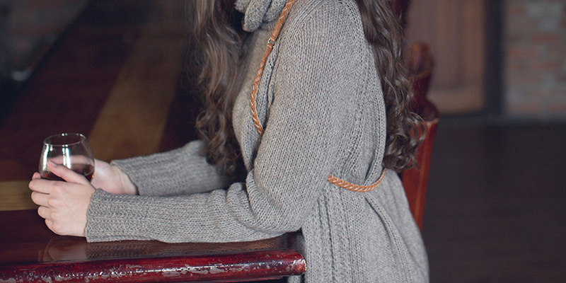 Knit 101: My First Knitted Sweater, Slow and Steady