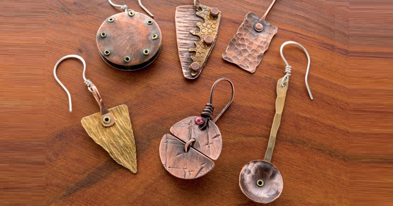 Metal Jewelry Basics: 8 Essential Metalsmithing Tips from Kim St. Jean