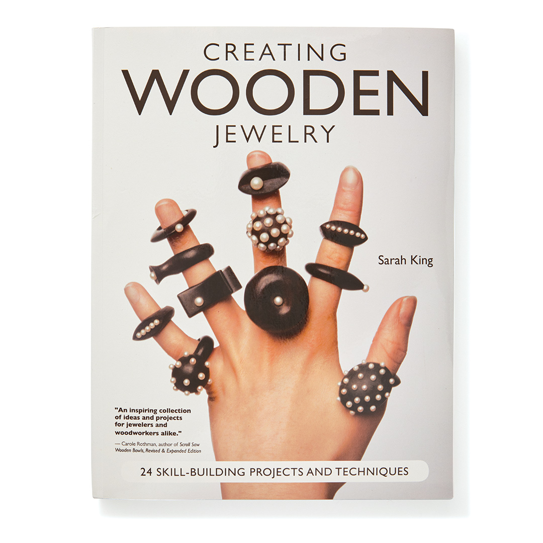 Creating Wooden Jewelry by Sarah King