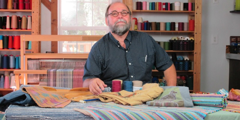 On Babies, Weaving, and Tom Knisely