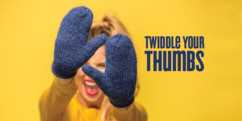 Mitten Anatomy: The Thumb Gusset